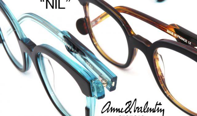 anne et valentin 新作モデル『NIL』を入荷しました!
