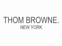 THOM BROWNE. ブランドページへ